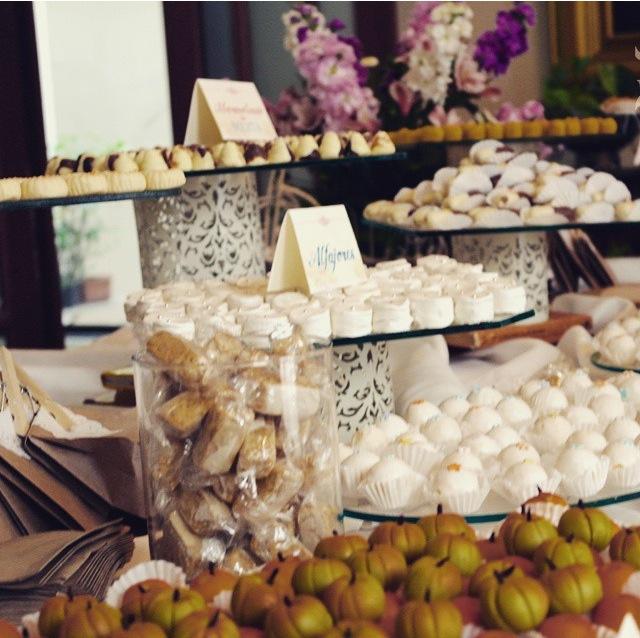 ideas mesa de dulces