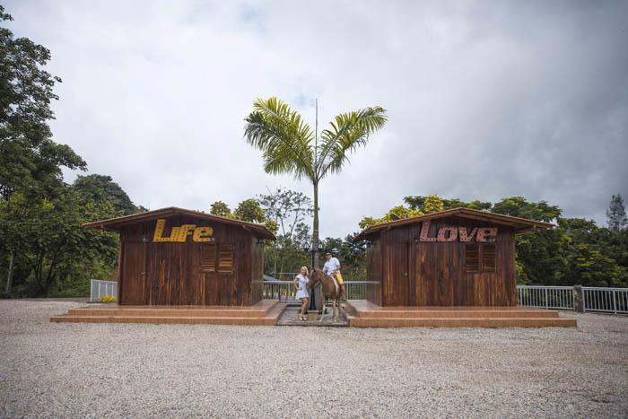 cabañas para noche de bodas guayaquil ecuador