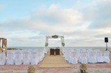 decoracon de bodas en la playa ecuador