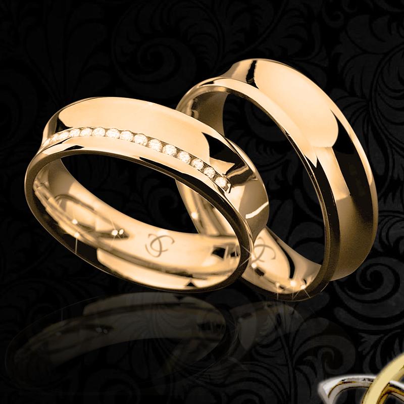 33e0c8314b72 Joyeria Christian Collection – Anillos de Compromiso y Matrimonio ...