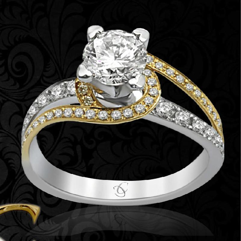 39726b4e35f1 Joyeria Christian Collection – Anillos de Compromiso y Matrimonio ...